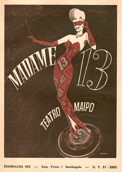 Madame 13