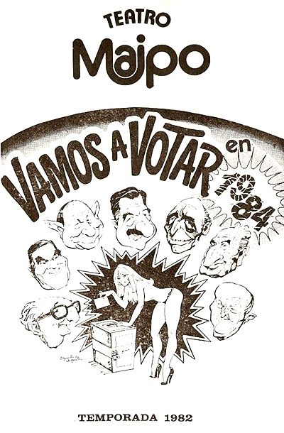 Vamos a votar en 1984