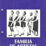 1991 – Familia de artistas