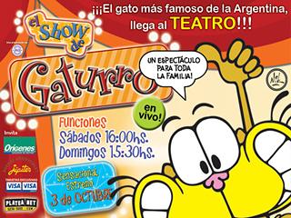 El show de Gaturro